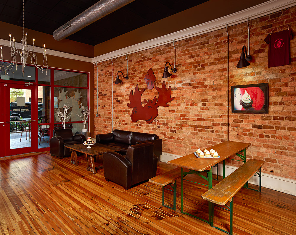 Cobb Architects The Chocolate Moose Greenville Sc